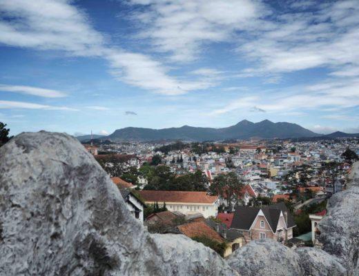 Dalat - View