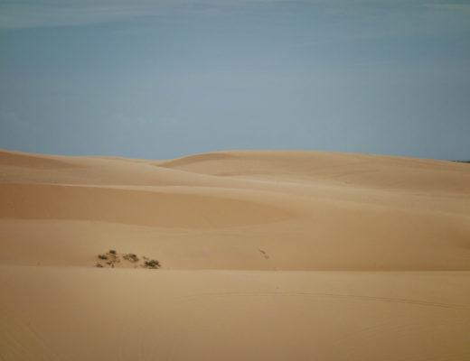 Mui Ne - White Dunes