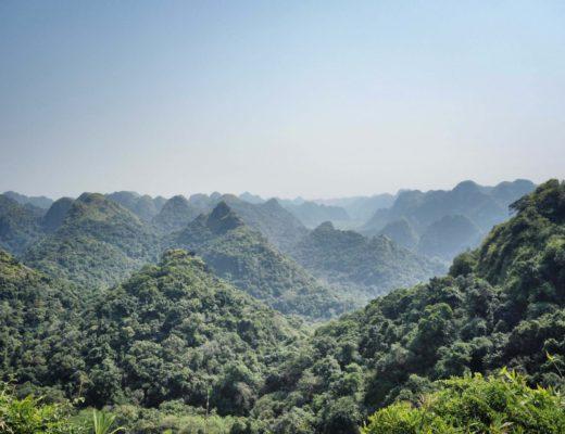 Cat Ba National Park - Ngu Lam Peak