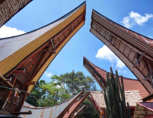 Rantepao - Tongkonan