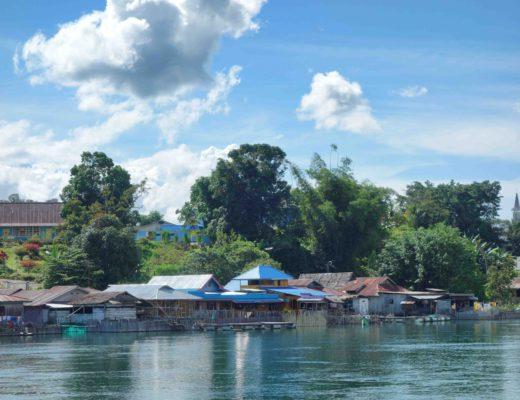 Tentena - Village