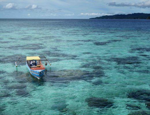 Togian - Malenge - Boat