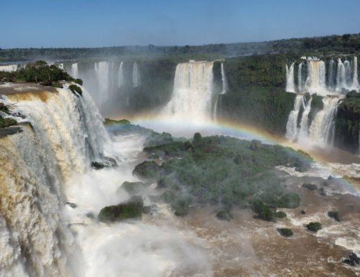 Iguazu - Bresil - Garganta del Diablo