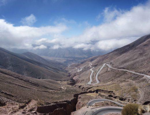 Argentine Salinas Grandes