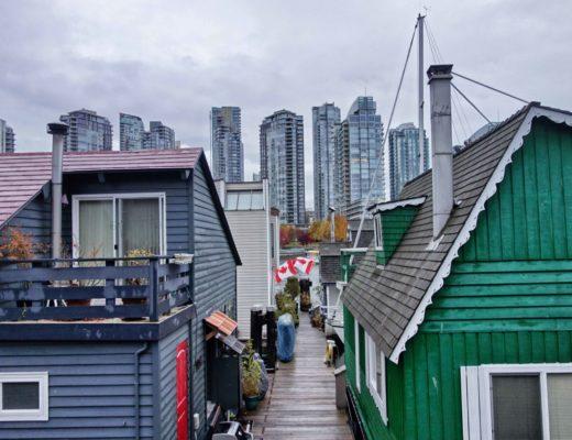 Vancouver Centre Ville Downtown