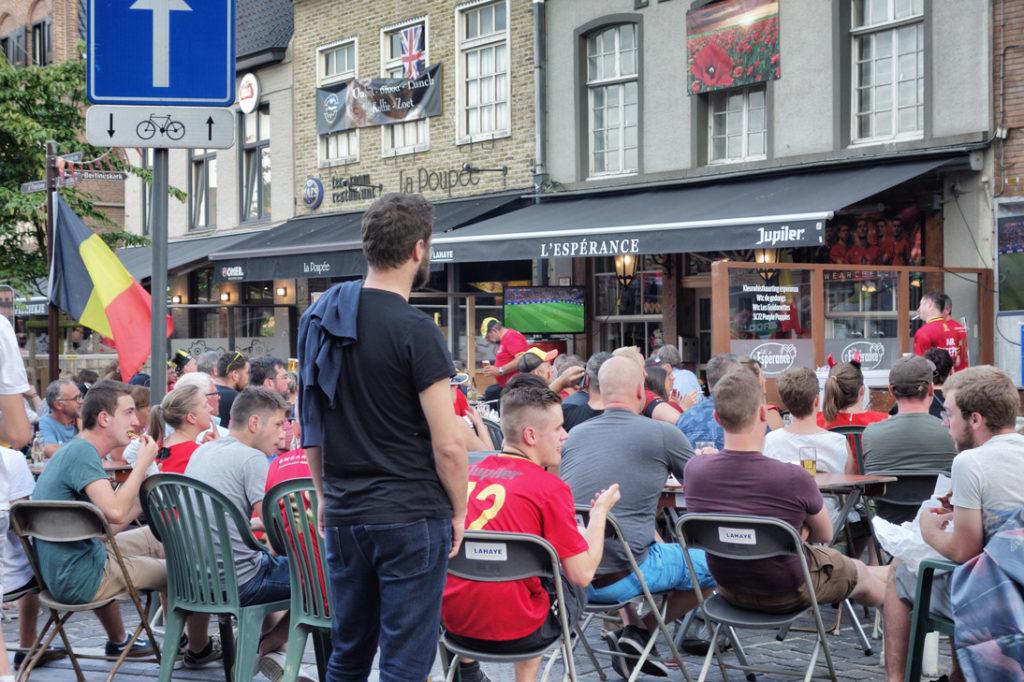 Belgique Bresil coupe du monde 2018