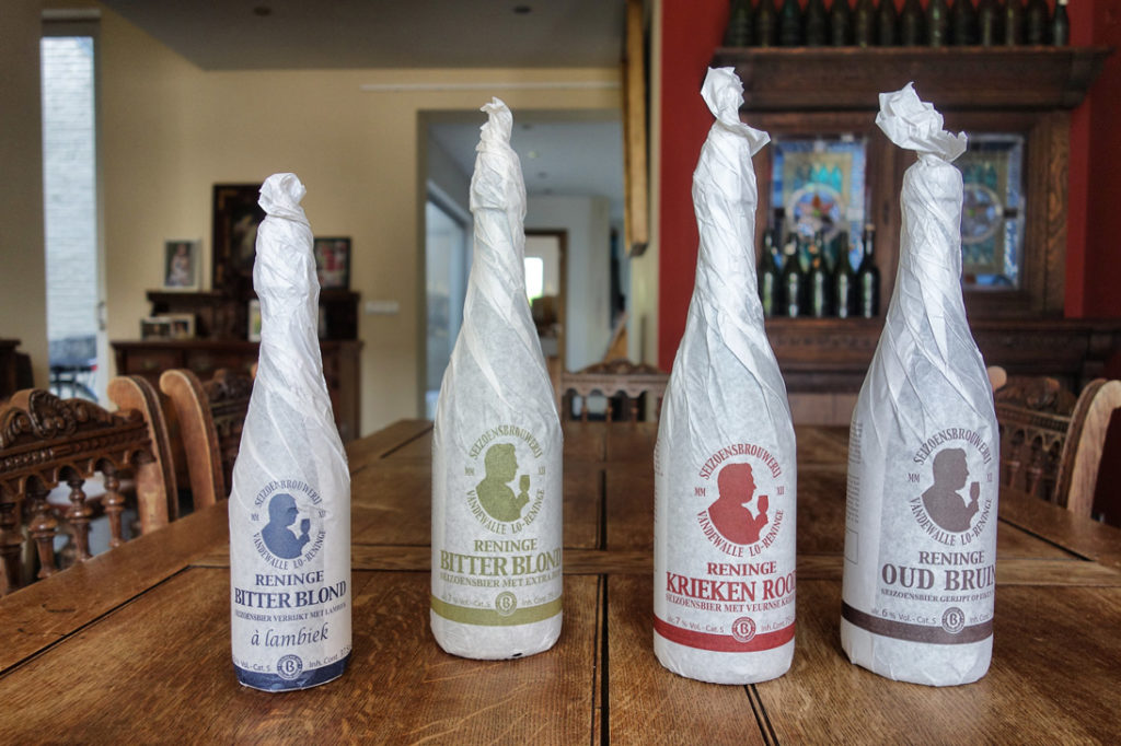 Bieres Brasserie Vandewalle Reninge
