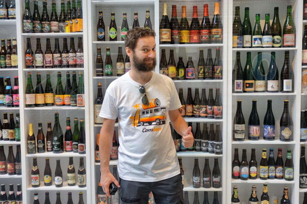 Bieres musee du houblon de Poperinge