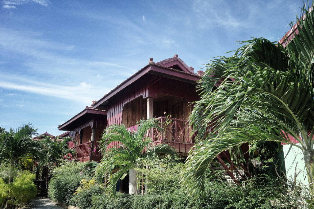 Khmer House Bungalow Kep