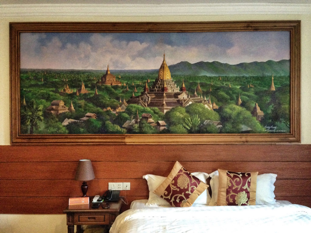 The Home Hotel Mandalay