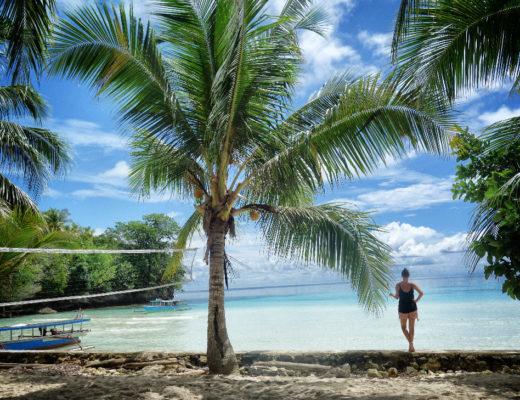 Togian Sulawesi Sera Beach