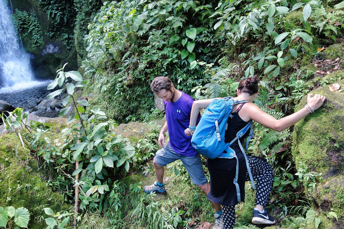 Camiguin Philippines Cascade Rando