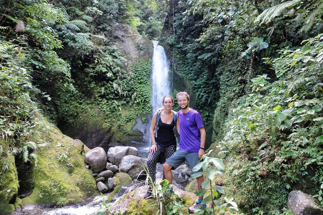 Camiguin Philippines Cascade
