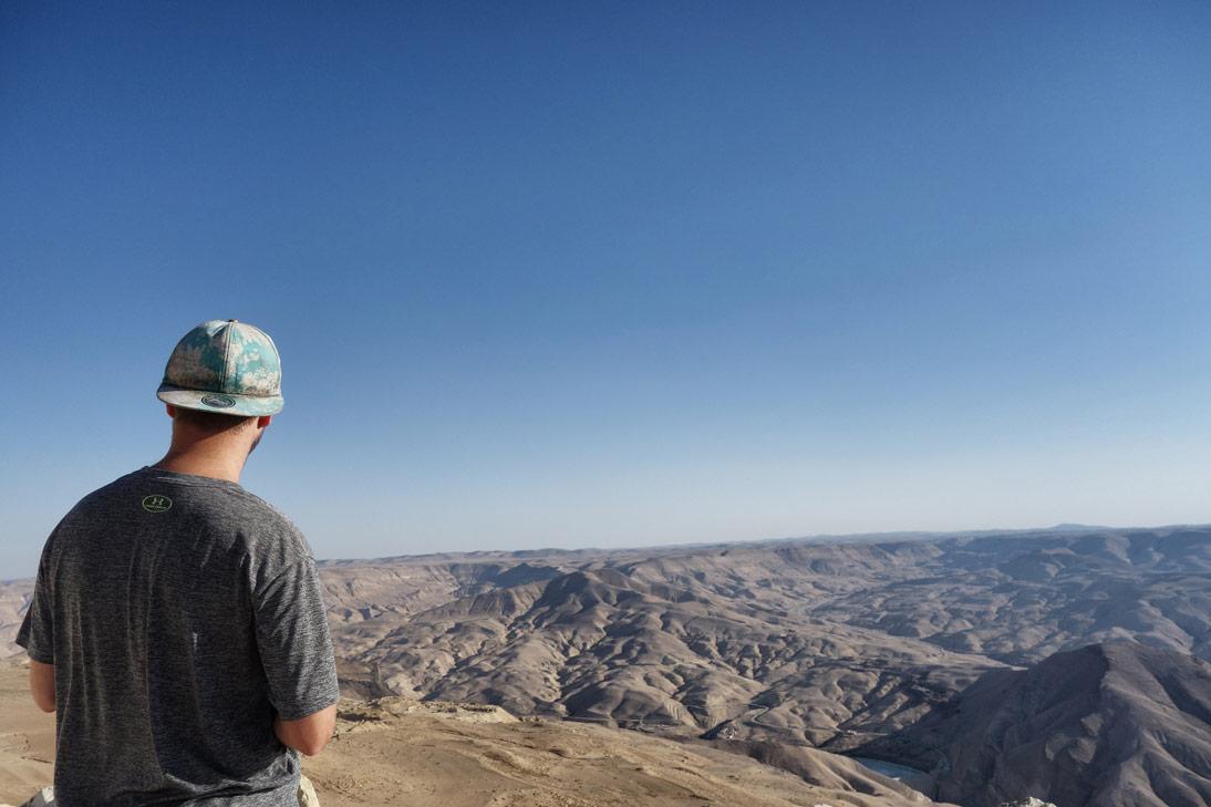 Canyon Jordanie