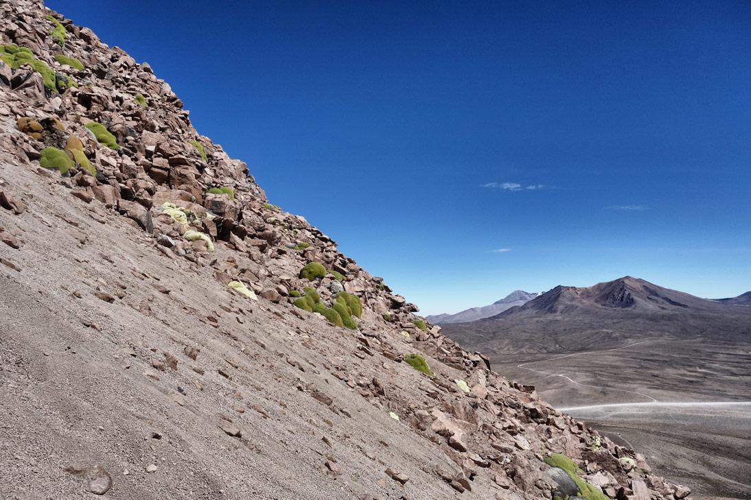 Chili Grand Nord Guane Guane Pente