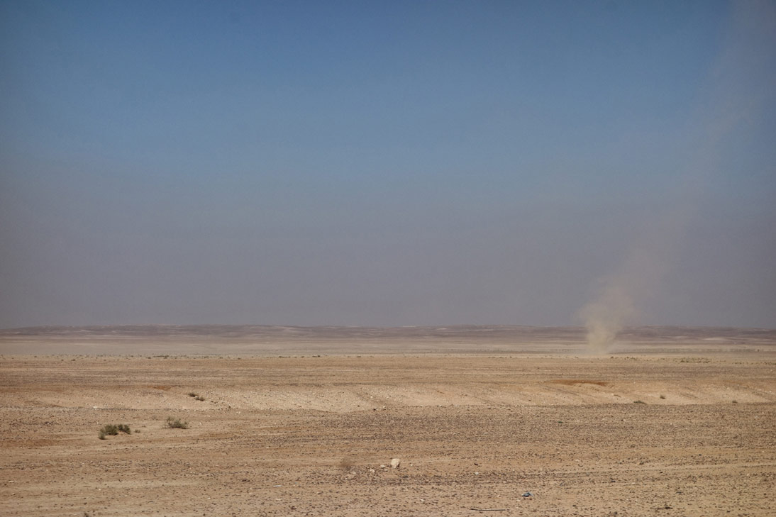Desert Tornade