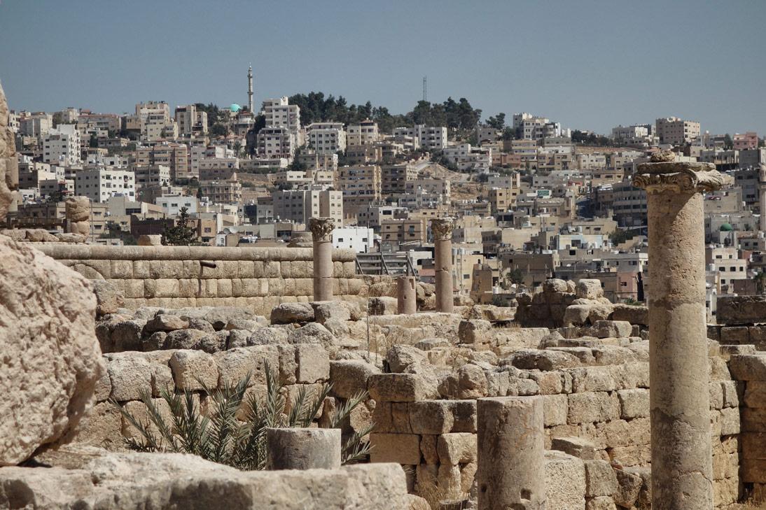 Jerash Ville