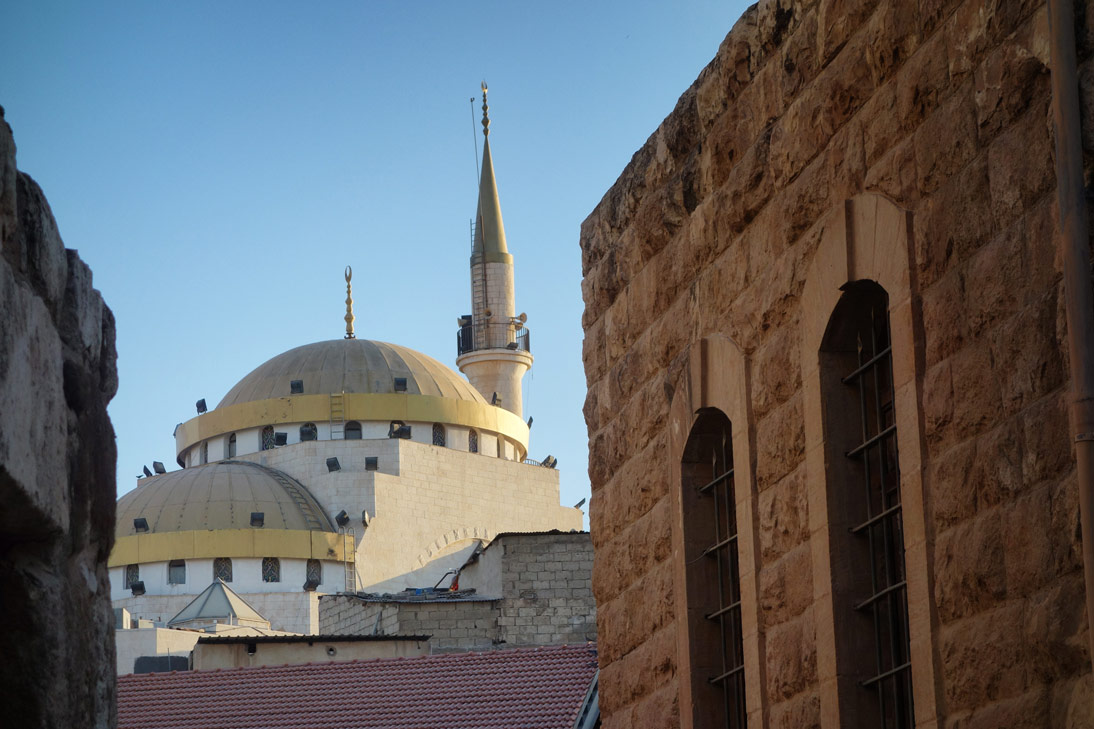 Madaba Mosquee