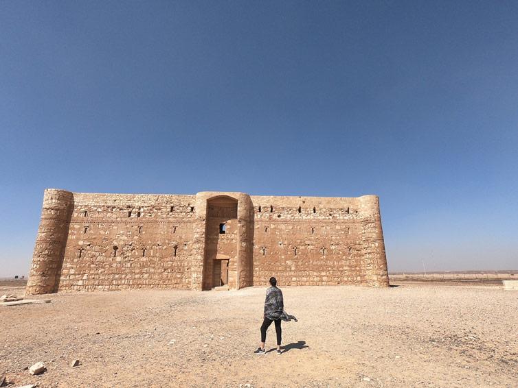 Qasr El Karana Anais