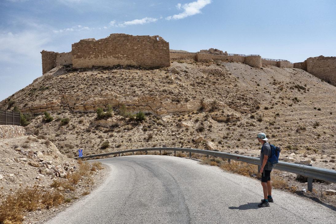 Chateau de shawback Jordanie