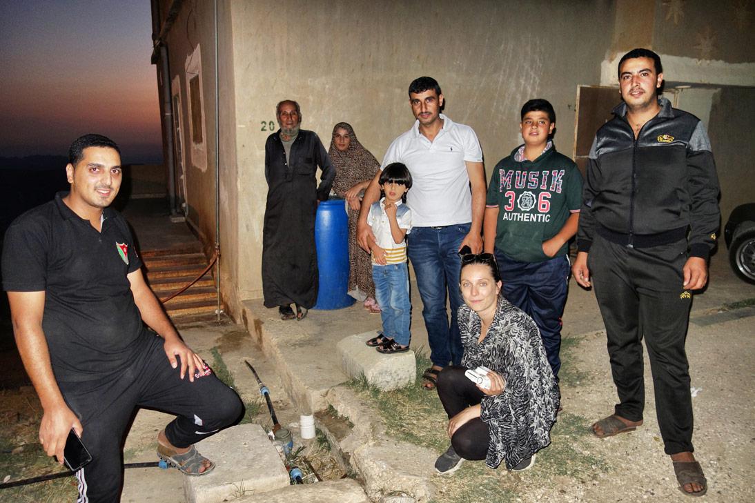 Famille Jordanienne Dana