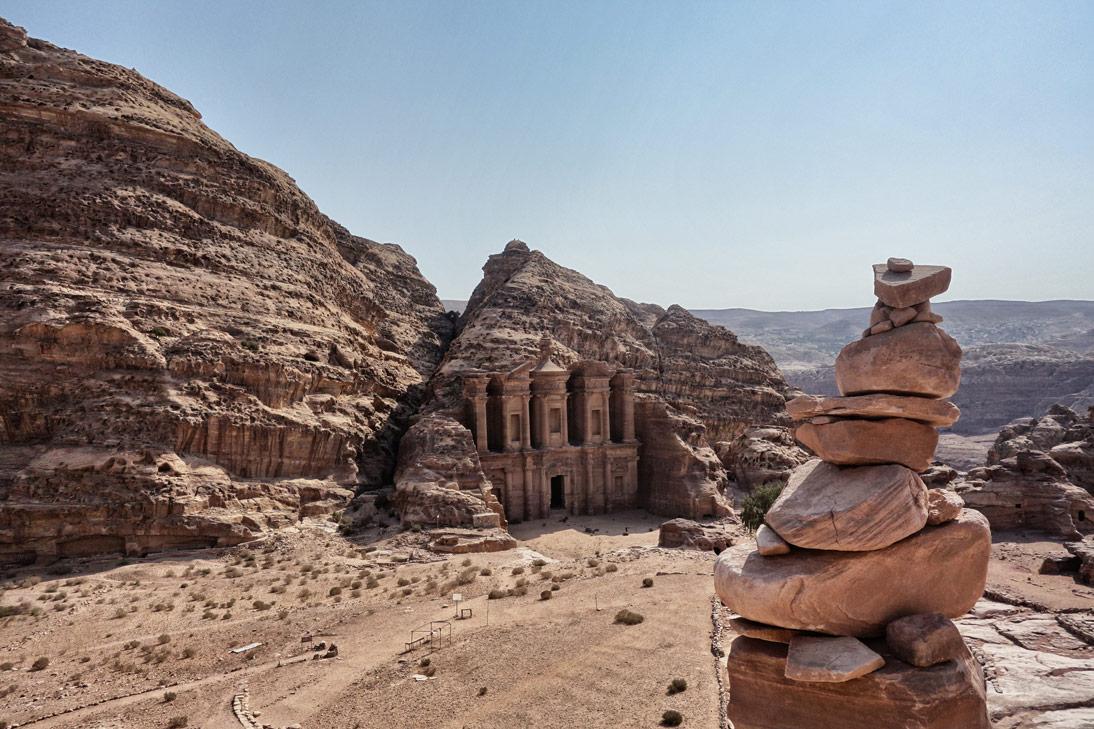 Monastere Petra