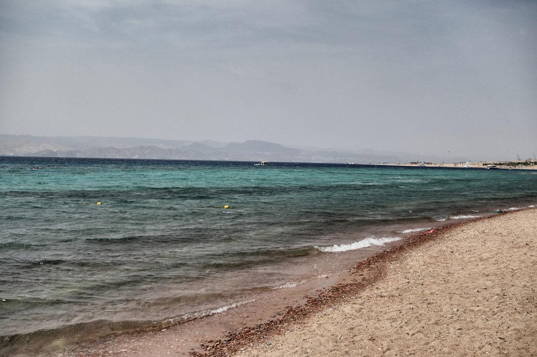 Aqaba Mer Rouge Jordanie