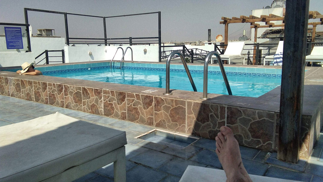 Aqaba Piscine Days Inn