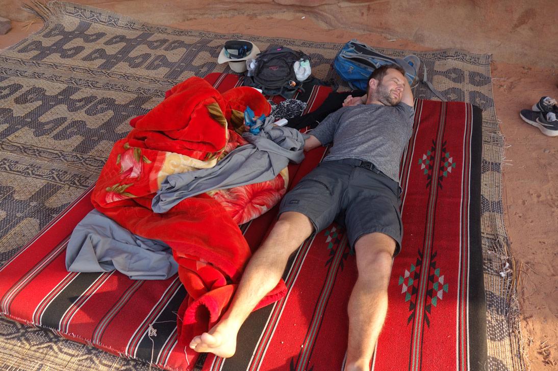 Hotel 5 étoiles Wadi Rum