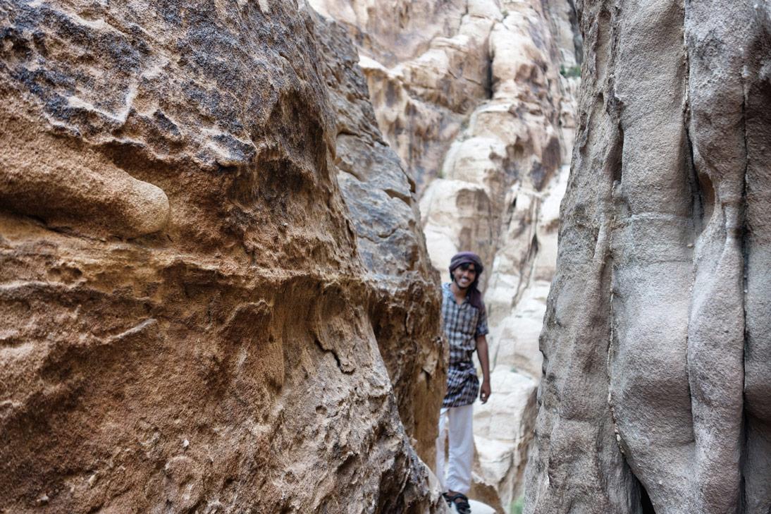 Jean Michel Guide Wadi Rum