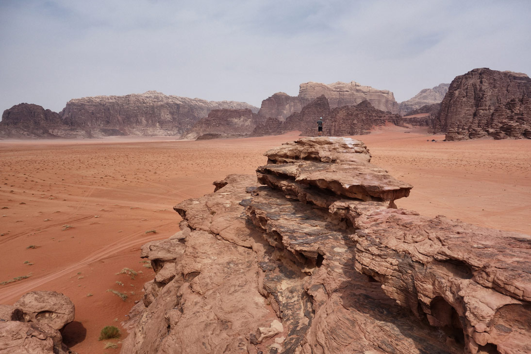 Mirador Wadi Rum