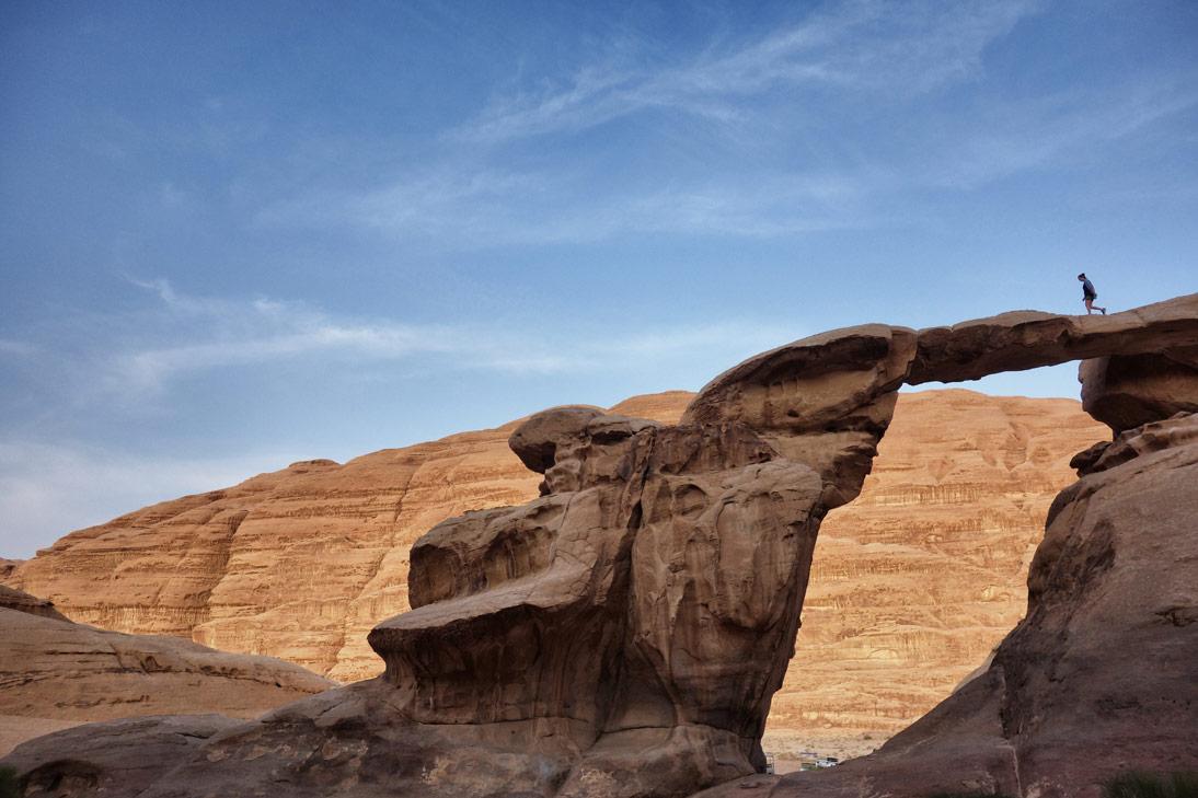 Pont Wadi Rum Anais