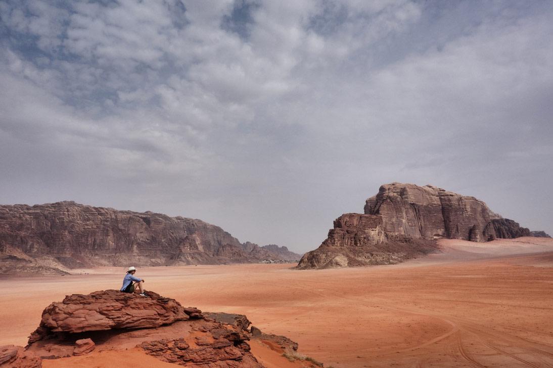 Wadi Rum Panorama Anais