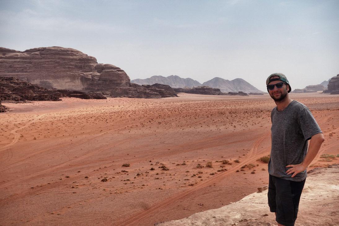 Wadi Rum Panorama Flo