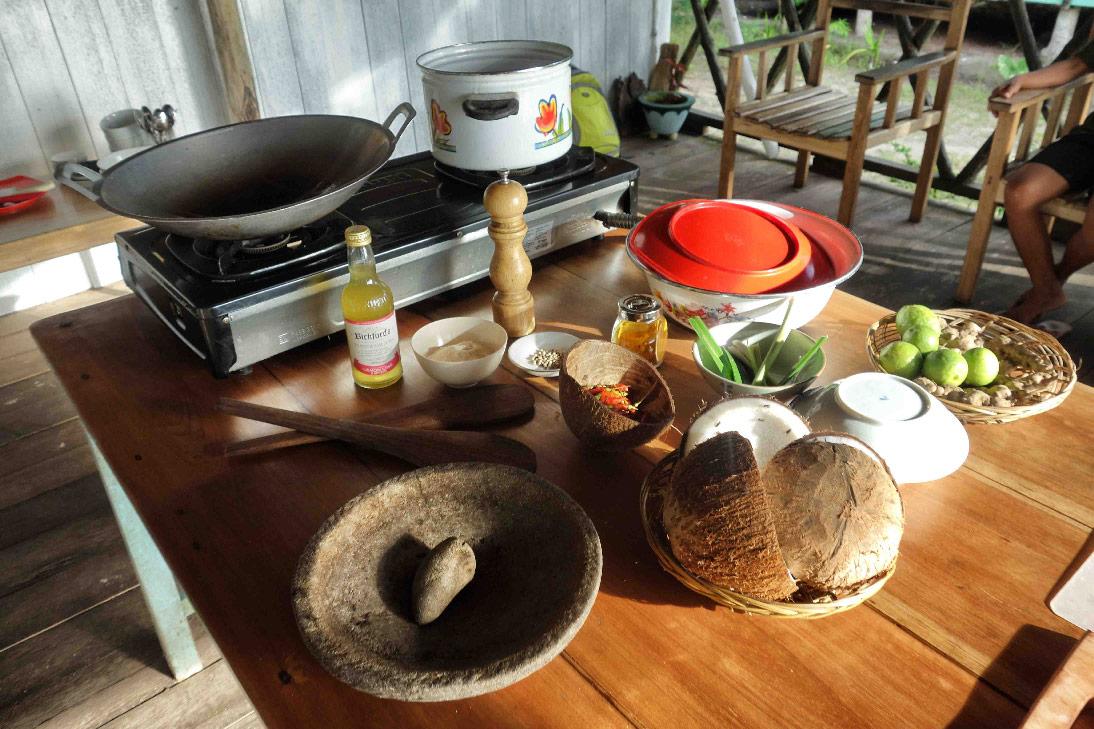 poki poki cours cuisine togian ingredients