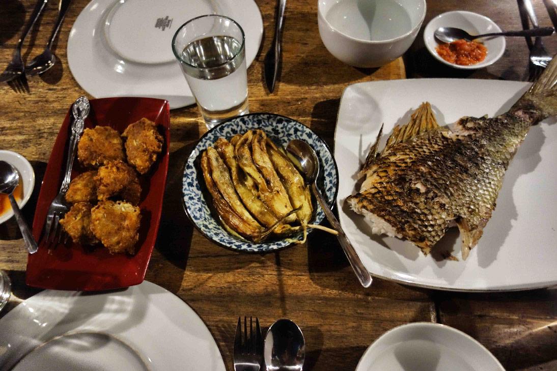 poki poki repas togian sulawesi poisson